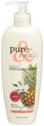Pure & Basic - Natural Hand & Body Lotion Caribbean Heat - 350ml