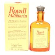 Royall Mandarin Orange Of Bermuda By Royall Fragrances For Men. All Purpose Lotion 120ml