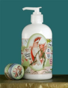 Dolce Mia Cockatiels Tuberose Shea Butter Natural Lotion With Organic Botanicals 350ml Pump