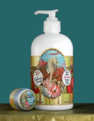 Dolce Mia Reef Tropical Citrus Shea Butter Natural Lotion With Organic Botanicals 350ml Pump