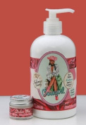 Dolce Mia Sittin' Cowgirl Ambery Lavender Shea Butter Lotion With Organic Botanicals 350ml