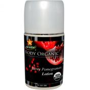 Nature's Paradise, Body Organic, Berry Pomegranate Lotion, 9 fl oz