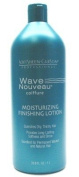 Wave Nouveau Moisturiser Finishing Lotion 950ml (3-Pack) with Free Nail File
