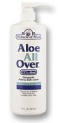 Aloe All Over Therapeutic Dry Skin Lotion - 950ml