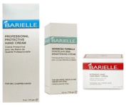 Barielle Professional Protective Hand Care Cream 3pc Set