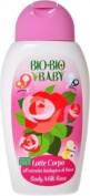Rose Body Milk 250ml Biobiobeibi