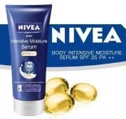 Nivea Body Intensive Moisture Serum Spf25 Pa++ Repair Dry Damaged Skin 200 Ml Best Product From Thaialnd