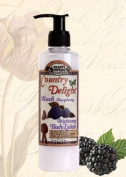 Country Delight Black Raspberry Brightening Body Lotion Product of Thailand