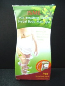 3x Isme SPA Herbal Hair Bleaching & Lightening Body Mask with Curcuma Tamarind Best Product From Thaialnd