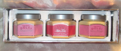 TUTTI DOLCI SOUFFLE 3PC Sampler Set includes Mango Sorbetto - Apple Torta - Lemon Meringue BATH & BODY WORKS