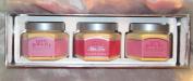 TUTTI DOLCI SOUFFLE 3PC Sampler Set includes Mango Sorbetto - Apple Torta - Lemon Meringue BATH & BODY WORKS