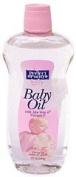 BABY OIL W/VIT E PURITY Size