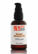 BEAUTYOILS.CO Sweet Almond Oil - 100% Pure