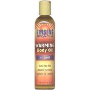 Ginseng Miracle Warming Body Oil (Original) 240ml