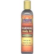 Ginseng Miracle Warming Body Oil (Sweet Nectar) 240ml