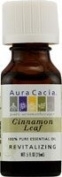 Aura Cacia Essential Oil Cinnamon Leaf 15 ml