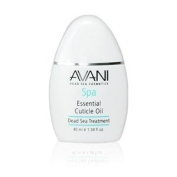 Avani Dead Sea Cosmetics Spa Essential Cuticle Oil