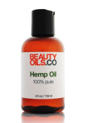 BEAUTYOILS.CO Hemp Seed Oil - 100% Pure