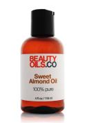BEAUTYOILS.CO Sweet Almond Oil - 100% Pure