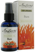 Nature's Inventory - Wellness Oil 100% Organic Burn - 60ml