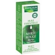 Phytosun - Huile Essentielle De Myrte Rouge - Flacon De 10 Ml