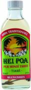 Hei Poa Tiare Traditional Monoi Oil