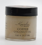 Coffee Coconut Oil - Kuumba Made - 30ml Jar