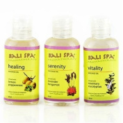 Virgin Coconut Oil Bali Spa Aromatherapy Massage Oils Collection (3 selections)