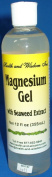 Health and Wisdom Magnesium Gel with Seaweed Extract 350ml
