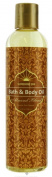 Sunshine Spa Moisturising Bath And Body Oil Pure Almond -- 240ml