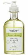 Aromafloria AromaRemedy Bath & Body Massage Oil - 250ml