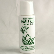 Emu Oil: 60ml bottle