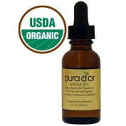 Pura D'or Pure & Organic Argan Oil