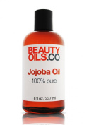 BEAUTYOILS.CO Jojoba Oil - 100% Pure
