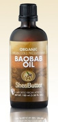 100% Raw Organic Baobab Oil 100 ml By AAA Shea Butter