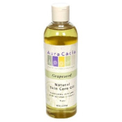 Aura Cacia Natural Skin Care Oil, Grapeseed, 16 Fluid Ounces (473 ml)