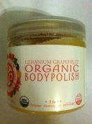 Trillium Organic Body Polish Geranium Grapefruit 710ml