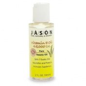Jason Natural Cosmetics Pure Beauty Oil, 45,000 IU Vitamin E 2 fl oz