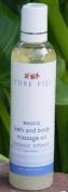 Pure Fiji Exotic Coconut Bath & Body Massage Oil - 240ml