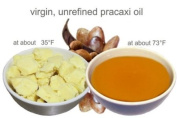 Raw, Unrefined Organic Pracaxi Oil for Handmade Skin/Bath/Body Products - 240ml