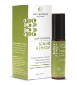 Pure Breathing Sinus Remedy 8 ml by H.Gillerman Organics