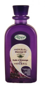 Alpen Secrets Herbal Therapy Stress Relief Massage Oil, 250mls Bottles