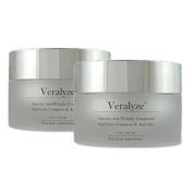 Veralyze 2 Pack - Best Anti Ageing Creams - Best Anti Wrinkle Eye Cream - One of 2013's Top Rated Anti Wrinkle Products