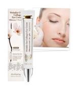 KOREAN COSMETICS, ELISHACOY, Wrinkle Out Collagen Eye Cream 20ml (mild care that lighten the eye area Eye Care)[001KR]