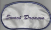 Sweet Dreams Soft Contoured Satin Eye Mask