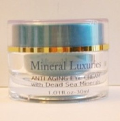 Mineral Luxuries Anti Ageing Eye Cream with Dead Sea Minerals