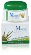 Mineral Line - Aloe Vera, Anti-Wrinkle Eye Cream, 30 ml / 1 oz