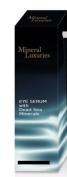 Mineral Luxuries Eye Serum with Dead Sea Minerals - 30ml