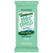 Wet Ones Wet Ones Sensitive Skin Moist Wipes