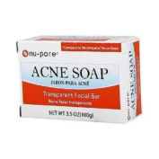 Nu-pore Transparent Acne Facial Soap 100ml